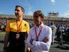 GP AUSTRALIA, 26.03.2017 - Gara, Alain Prost (FRA) Renault Sport F1 Team Special Advisor