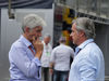 GP AUSTRIA, 09.07.2017- Damon Hill (GBR) e Carlos Sainz (ESP)