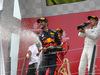 GP AUSTRIA, 09.07.2017- podium, winner Valtteri Bottas (FIN) Mercedes AMG F1 W08, 3rd Daniel Ricciardo (AUS) Red Bull Racing RB13
