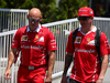 GP AZERBAIJAN, 25.06.2017 - Kimi Raikkonen (FIN) Ferrari SF70H