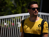 GP AZERBAIJAN, 25.06.2017 - Jolyon Palmer (GBR) Renault Sport F1 Team RS17