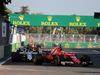 GP AZERBAIJAN, 25.06.2017 - Gara, Kimi Raikkonen (FIN) Ferrari SF70H davanti a Lance Stroll (CDN) Williams FW40