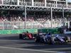 GP AZERBAIJAN, 25.06.2017 - Gara, Marcus Ericsson (SUE) Sauber C36 davanti a Kimi Raikkonen (FIN) Ferrari SF70H