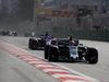 GP AZERBAIJAN, 25.06.2017 - Gara, Kevin Magnussen (DEN) Haas F1 Team VF-17 davanti a Daniil Kvyat (RUS) Scuderia Toro Rosso STR12