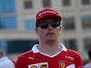 GP AZERBAIJAN, 25.06.2017 - Gara, Kimi Raikkonen (FIN) Ferrari SF70H