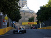 GP AZERBAIJAN, 25.06.2017 - Gara, Lewis Hamilton (GBR) Mercedes AMG F1 W08 davanti a Sebastian Vettel (GER) Ferrari SF70H