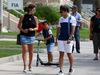 GP BAHRAIN, 16.04.2017 - Felipinho Massa (BRA) son of Felipe Massa (BRA)