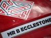 GP BAHRAIN, 16.04.2017 - Mr Ecclestone