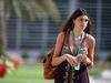 GP BAHRAIN, 16.04.2017 - Linda Morselli (ITA) Ragazzafriend of Fernando Alonso (ESP)