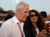 GP BAHRAIN, 16.04.2017 - Gara, Marco Tronchetti Provera (ITA), Pirelli's President e sua moglie Afef Jnifen (TUN)
