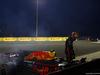 GP BAHRAIN, 16.04.2017 - Gara, Max Verstappen (NED) Red Bull Racing RB13 retires from the race