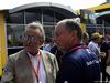 GP BELGIO, 27.08.2017 -  Jacky Ickx (BEL) e Frederic Vasseur (FRA) Sauber Team Principal
