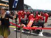 GP BELGIO, 27.08.2017 -  Gara, Kimi Raikkonen (FIN) Ferrari SF70H