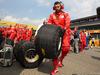 GP BELGIO, 27.08.2017 -  Gara, Pirelli Tyres e OZ Wheels