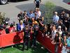 GP BELGIO, 27.08.2017 -  Gara, Max Verstappen (NED) Red Bull Racing RB13