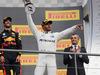 GP BELGIO, 27.08.2017 -  Gara, Lewis Hamilton (GBR) Mercedes AMG F1 W08 vincitore