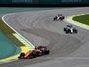 GP BRASILE, 12.11.2017 - Gara, Fernando Alonso (ESP) McLaren MCL32 e Felipe Massa (BRA) Williams FW40