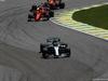 GP BRASILE, 12.11.2017 - Gara, Valtteri Bottas (FIN) Mercedes AMG F1 W08 davanti a Kimi Raikkonen (FIN) Ferrari SF70H