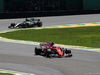 GP BRASILE, 12.11.2017 - Gara, Sebastian Vettel (GER) Ferrari SF70H e Valtteri Bottas (FIN) Mercedes AMG F1 W08