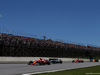 GP BRASILE, 12.11.2017 - Gara, Sebastian Vettel (GER) Ferrari SF70H, Valtteri Bottas (FIN) Mercedes AMG F1 W08 e Kimi Raikkonen (FIN) Ferrari SF70H