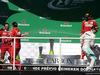 GP BRASILE, 12.11.2017 - Gara, 1st place Sebastian Vettel (GER) Ferrari SF70H, 2nd place Valtteri Bottas (FIN) Mercedes AMG F1 W08 e 3rd place Kimi Raikkonen (FIN) Ferrari SF70H