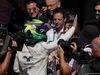 GP BRASILE, 12.11.2017 - Gara, Felipe Massa (BRA) Williams FW40 e sua moglie Raffaela Bassi (BRA)