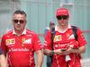 GP BRASILE, 09.11.2017 - Kimi Raikkonen (FIN) Ferrari SF70H