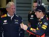 GP BRASILE, 11.11.2017 - Free Practice 3, Helmut Marko (AUT), Red Bull Racing, Red Bull Advisor e Max Verstappen (NED) Red Bull Racing RB13