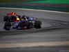 GP BRASILE, 11.11.2017 - Free Practice 3, Brendon Hartley (NZL) Scuderia Toro Rosso STR12 davanti a Max Verstappen (NED) Red Bull Racing RB13