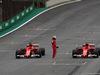 GP BRASILE, 11.11.2017 - Qualifiche, 2nd place Sebastian Vettel (GER) Ferrari SF70H