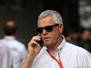 GP BRASILE, 09.11.2017 - Derek Warwick, FIA Steward