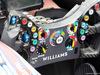 GP BRASILE, 09.11.2017 - Williams FW40 steering wheel