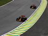 GP BRASILE, 10.11.2017 - Free Practice 1, Max Verstappen (NED) Red Bull Racing RB13 e Daniel Ricciardo (AUS) Red Bull Racing RB13
