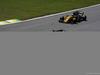 GP BRASILE, 10.11.2017 - Free Practice 1, Marcus Ericsson (SUE) Sauber C36 e Nico Hulkenberg (GER) Renault Sport F1 Team RS17