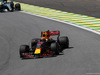 GP BRASILE, 10.11.2017 - Free Practice 1, Max Verstappen (NED) Red Bull Racing RB13 e Valtteri Bottas (FIN) Mercedes AMG F1 W08