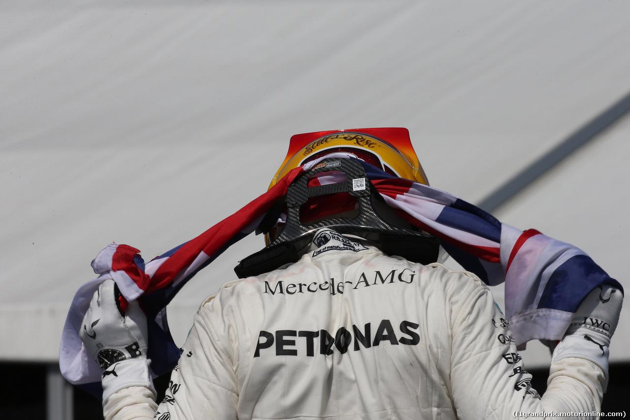 GP CANADA, 11.06.2017, Lewis Hamilton (GBR) Mercedes AMG F1 W08