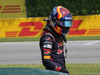 GP CANADA, 11.06.2017- Gara, Carlos Sainz Jr (ESP) Scuderia Toro Rosso STR12  after the crash