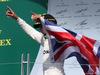 GP CANADA, 11.06.2017, Podium, winner Lewis Hamilton (GBR) Mercedes AMG F1 W08
