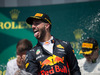 GP CANADA, 11.06.2017- Podium, 3rd Daniel Ricciardo (AUS) Red Bull Racing RB13