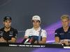 GP CANADA, 08.06.2017- Giovedi' Press Conference, L to R Sergio Perez (MEX) Sahara Force India F1 VJM10, Lance Stroll (CDN) Williams FW40, Marcus Ericsson (SUE) Sauber C36