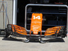 GP CANADA, 08.06.2017- McLaren Honda MCL32 Frontal Wing
