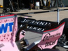GP CANADA, 08.06.2017- Sahara Force India F1 VJM010 Rear Wing