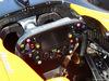GP CANADA, 08.06.2017- McLaren Honda MCL32 steering wheel
