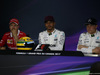 GP CANADA, 10.06.2017- After Qualifiche Press Conference, Lewis Hamilton (GBR) Mercedes AMG F1 W08, Sebastian Vettel (GER) Ferrari SF70H e Valtteri Bottas (FIN) Mercedes AMG F1 W08