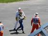 GP CANADA, 10.06.2017- Qualifiche, Pascal Wehrlein (GER) Sauber C36 after the crash in Q1