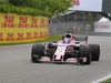 GP CANADA, 09.06.2017- Free Practice 1, Sergio Perez (MEX) Sahara Force India F1 VJM010