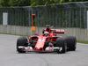 GP CANADA, 09.06.2017- Free Practice 1, Kimi Raikkonen (FIN) Ferrari SF70H