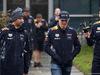 GP CINA, 09.04.2017 - Daniel Ricciardo (AUS) Red Bull Racing RB13 e Max Verstappen (NED) Red Bull Racing RB13