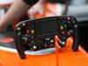 GP CINA, 09.04.2017 - Gara, The steering wheel of Stoffel Vandoorne (BEL) McLaren MCL32