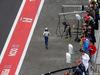 GP CINA, 09.04.2017 - Gara, Antonio Giovinazzi (ITA) Sauber C36 retires from the race